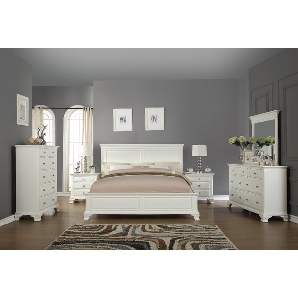 Fellsburg Platform 6 Piece Bedroom Set by Darby Home Co