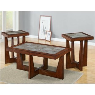 Sylvester 2 Piece Coffee Table Set Latitude Run