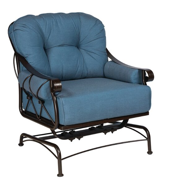 Derby Spring Lounge Chair With Cushions by Woodard