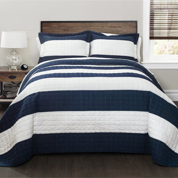 Hamilton Reversible Quilt Set by The Twillery Co.