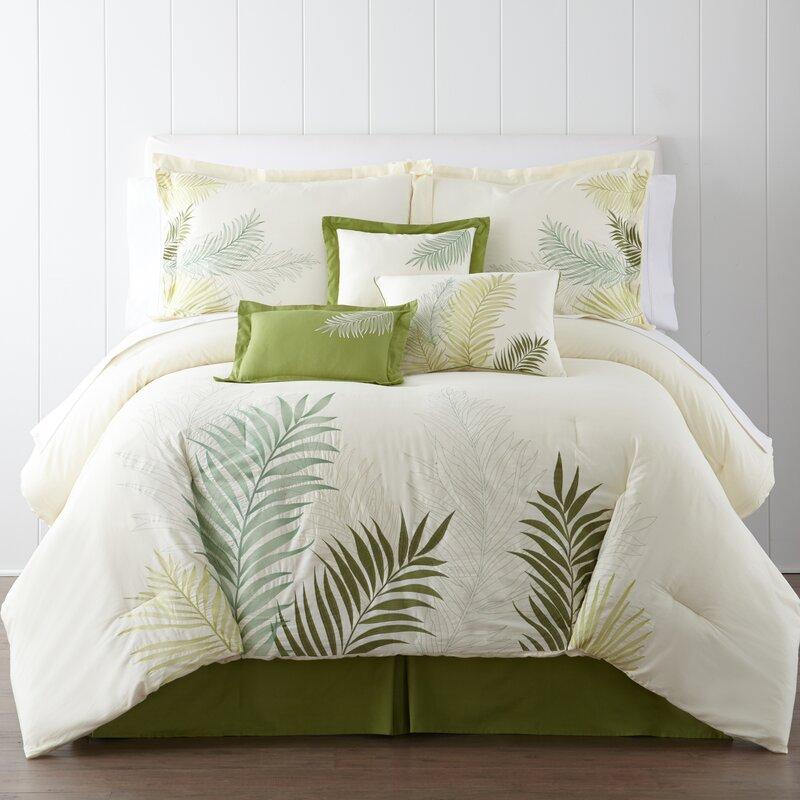 haven 7 piece comforter set