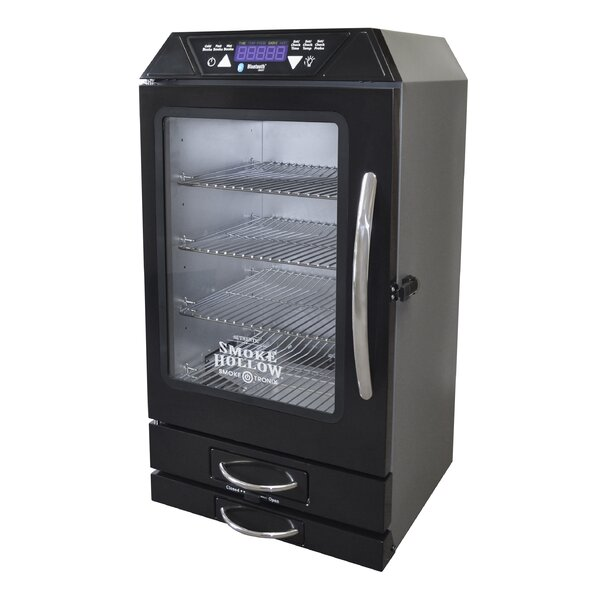 Smoke Tronix 40 Digital Electric Smoker with Bluetooth Technology by Outdoor Leisure Products