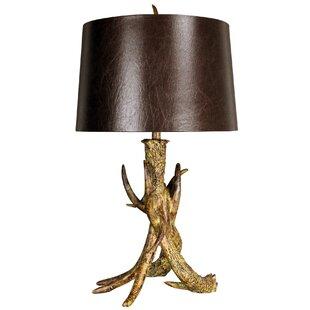 faux antler lighting wayfair