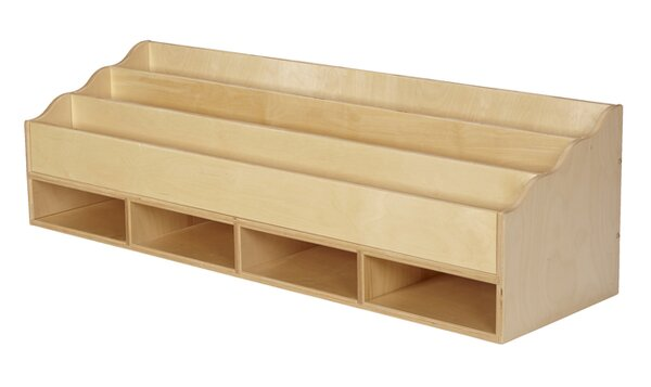29 Compartment Book Display by Childcraft