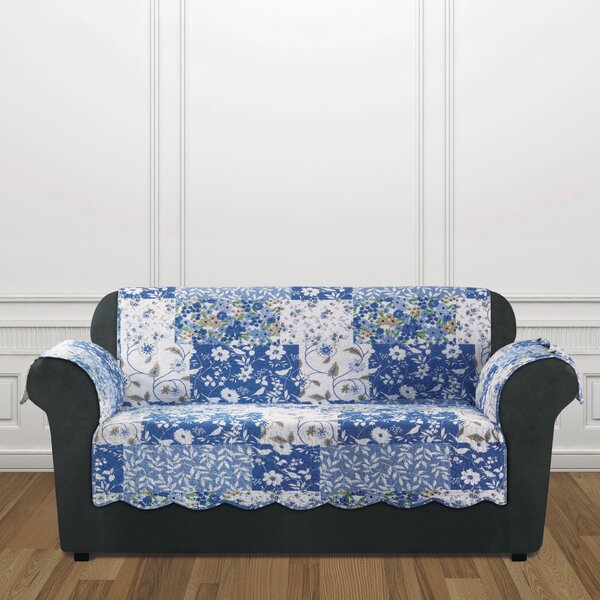 Heirloom Box Cushion Loveseat Slipcover by Sure Fit