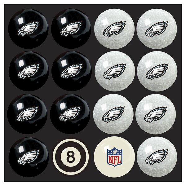 NFL Team Home and Away Pool Ball by Imperial International