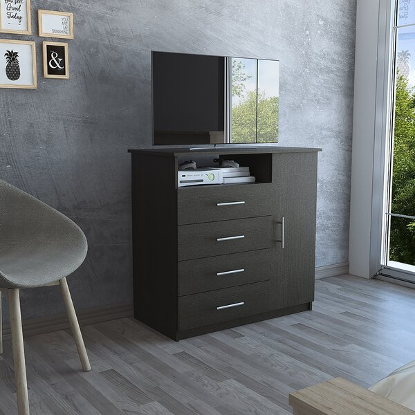 Collection 1 Drawer Combo Dresser by Ebern Designs