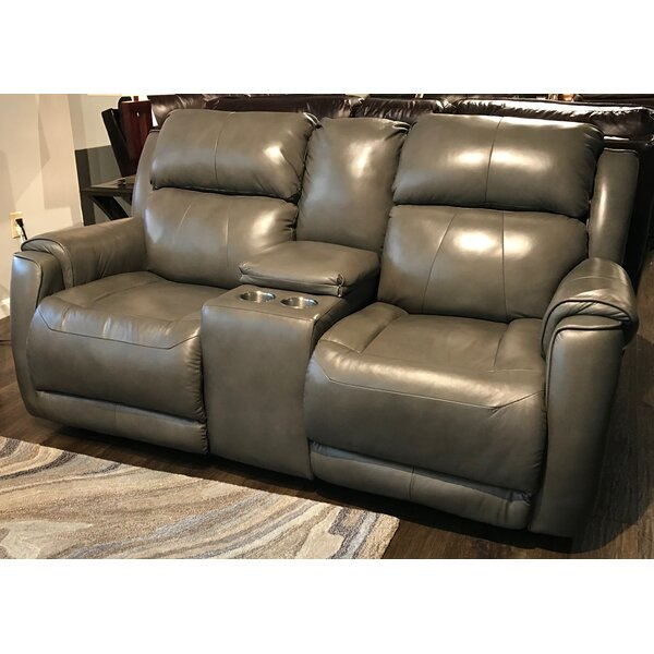 Safe Bet Genuine Leather Reclining 78