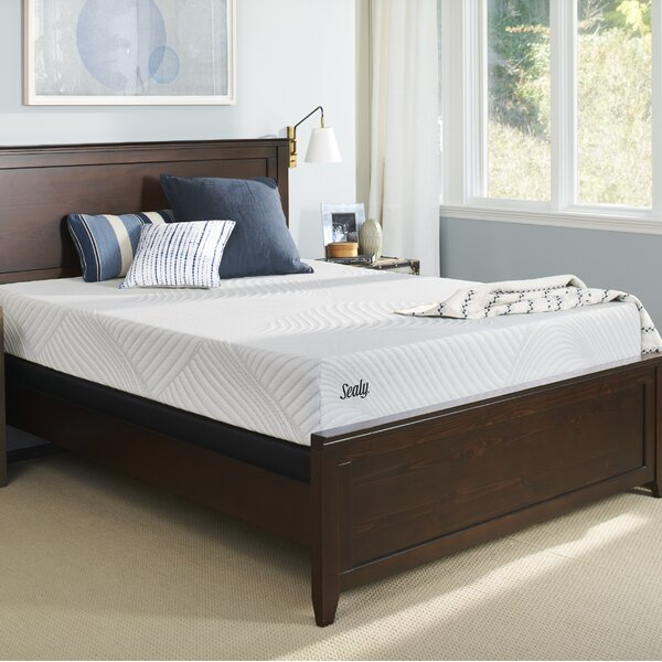 Conform™ Essentials 11.5 Plush Mattress and Box Spring by Sealy