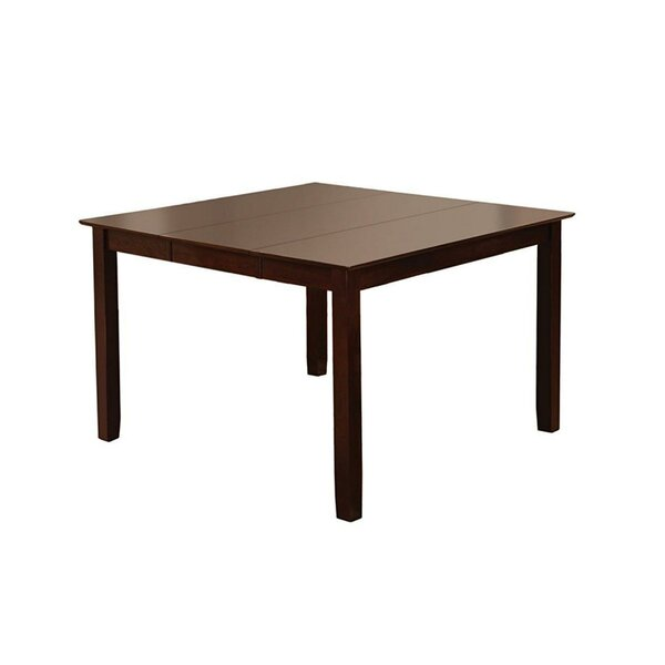 Susie Cottage Counter Height Solid Wood Dining Table by Bloomsbury Market