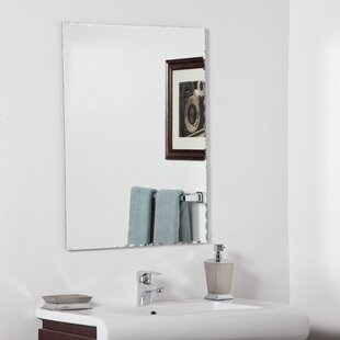 Latitude Run Modern Wall Mirror