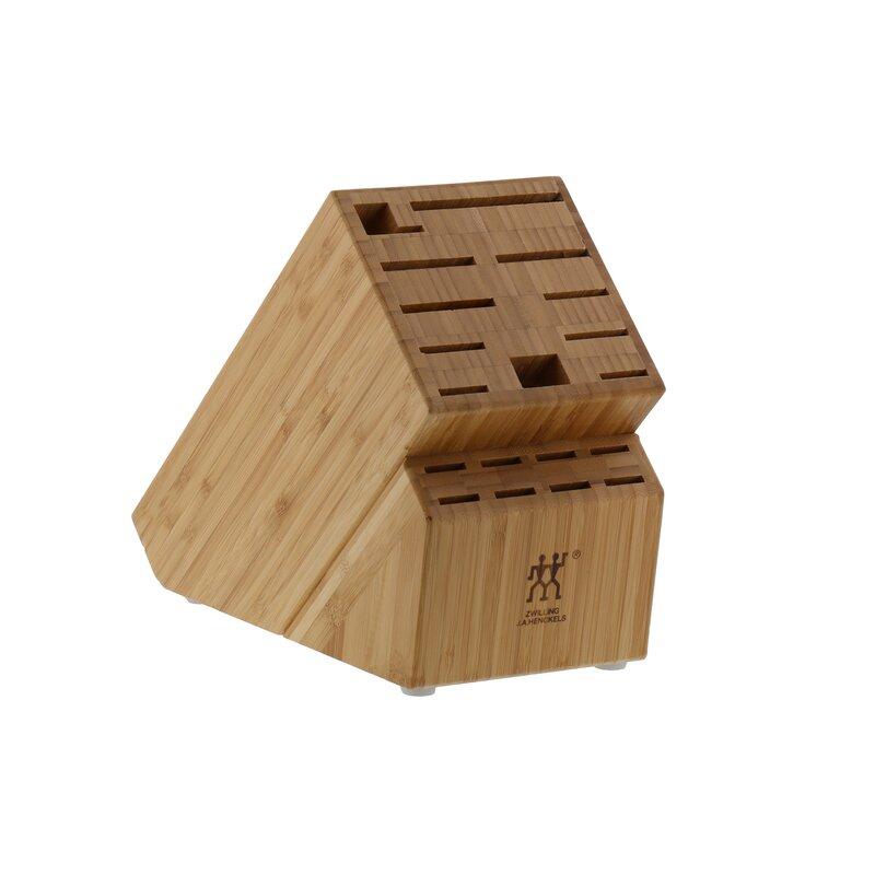 Zwilling Ja Henckels Four Star 20 Piece Knife Block Set