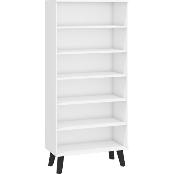 Swafford Multi-Purpose Standard Bookcase By Ivy Bronx