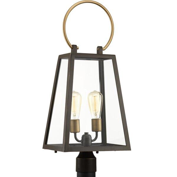 Celandine 2-Light Lantern Head by Wrought Studio