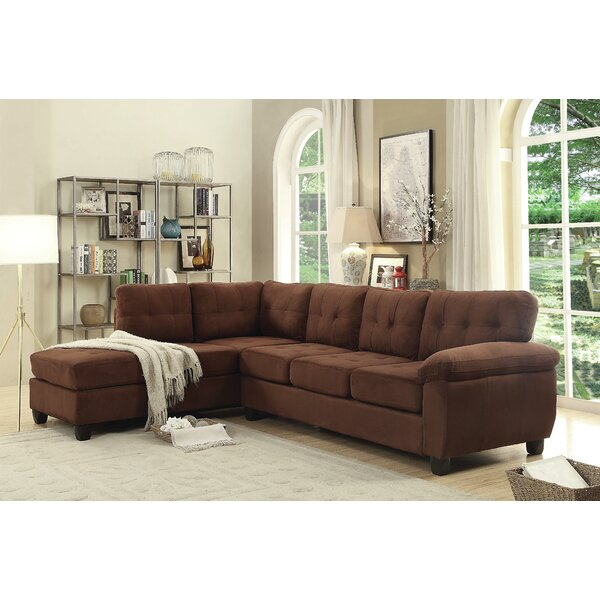 Allec Reversible Sectional By Latitude Run