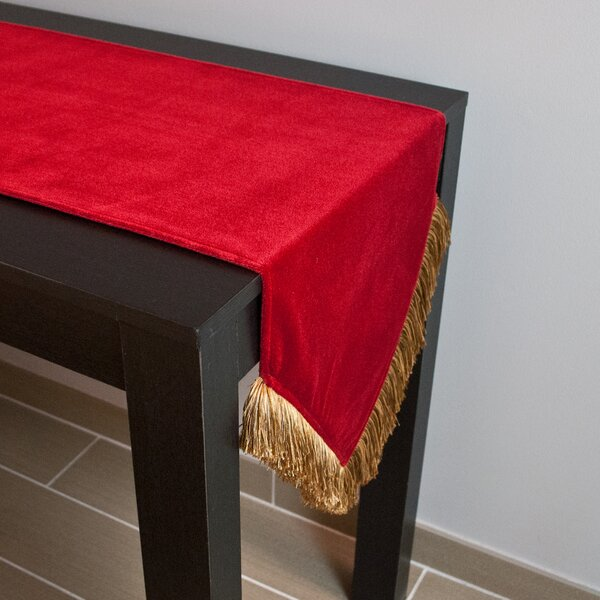 Redfield Table Runner by Sherry Kline