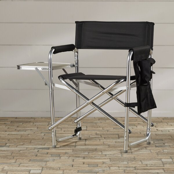 Auriville Folding Director Chair by Freeport Park Freeport Park