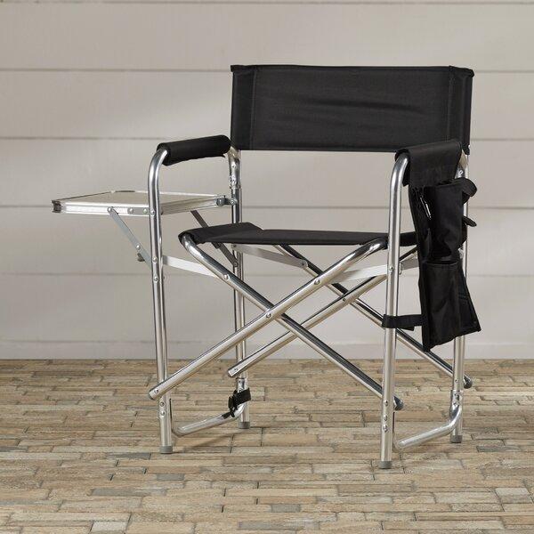 Auriville Folding Director Chair by Freeport Park Freeport Park