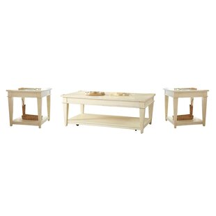 Best Price Wheaton 3 Piece Coffee Table Set By Birch Lane™