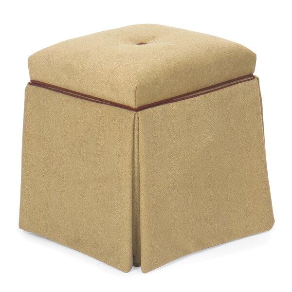 Linden Storage Ottoman by Fairfield Chair