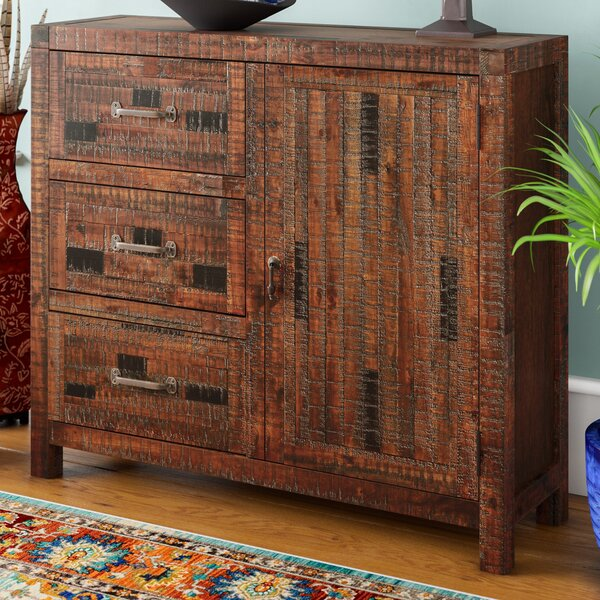 Didmarton 3 Drawer Accent Cabinet by Bloomsbury Market