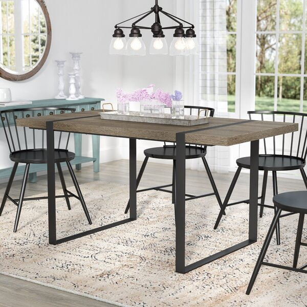 Madelyn Dining Table by Laurel Foundry Modern Farmhouse