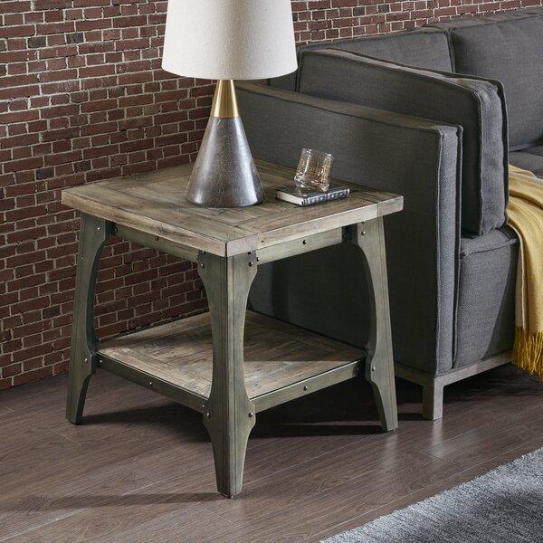 Casimir End Table by Gracie Oaks Gracie Oaks