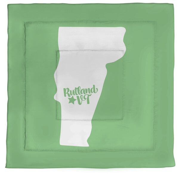 Vermont Rutland Single Reversible Comforter