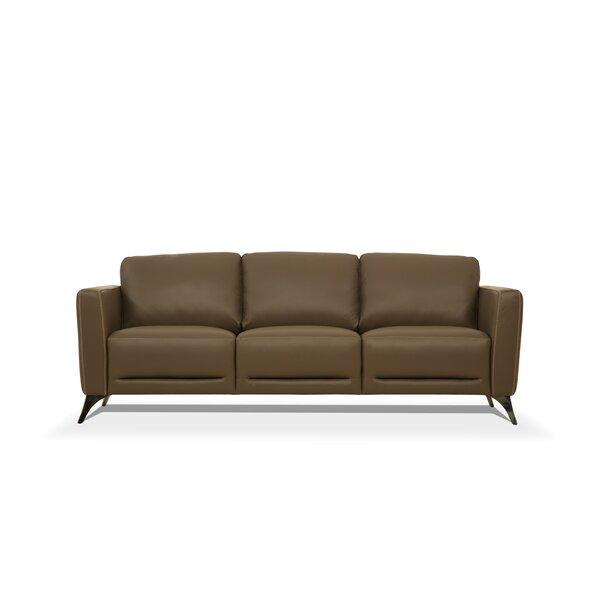 Home Décor Goshen Genuine Leather 83