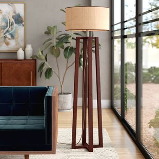 Affordable Price Mackenzie 60 Floor Lamp By Langley Street