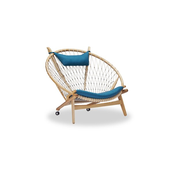 Dianne Papasan Chair by Bungalow Rose
