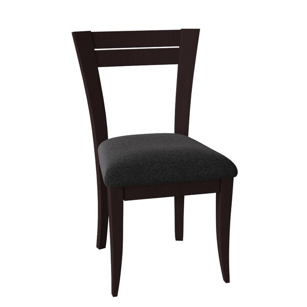 Tylor Upholstered Dining Chair in Ladder Back by Corrigan Studio Corrigan Studio