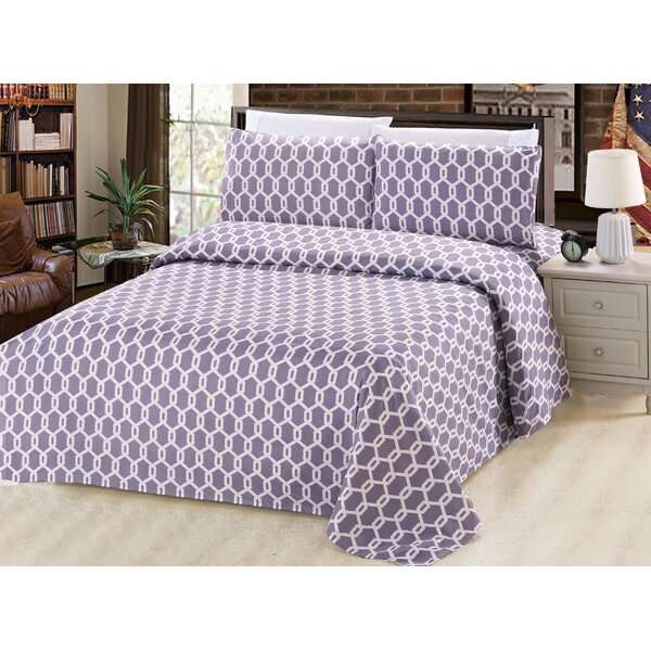 Nataly Egyptian Comfortable Sheet Set by Breakwater Bay