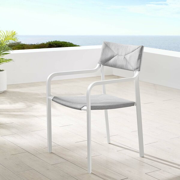 Merlene Stacking Patio Dining Chair by Ivy Bronx