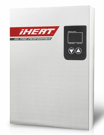 Electric Tankless Water Heater by Drakken