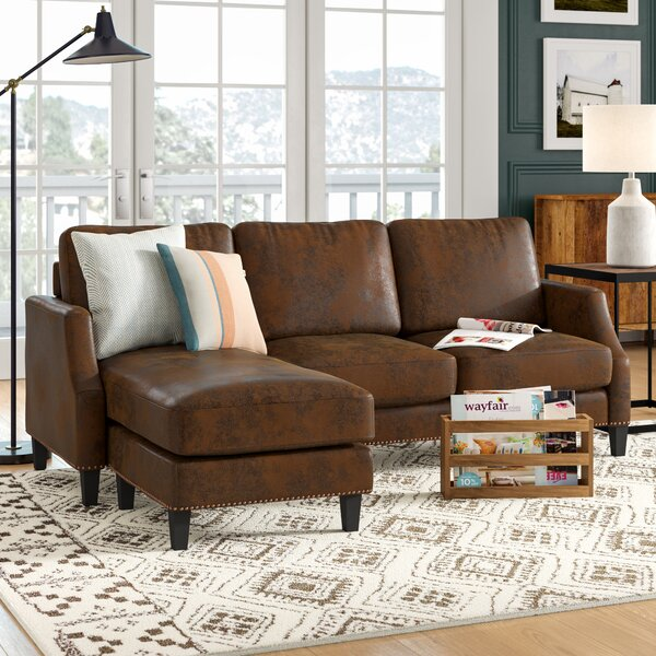 Insider Guide Edenburg Reversible Sectional by Laurel Foundry Modern Farmhouse by Laurel Foundry Modern Farmhouse