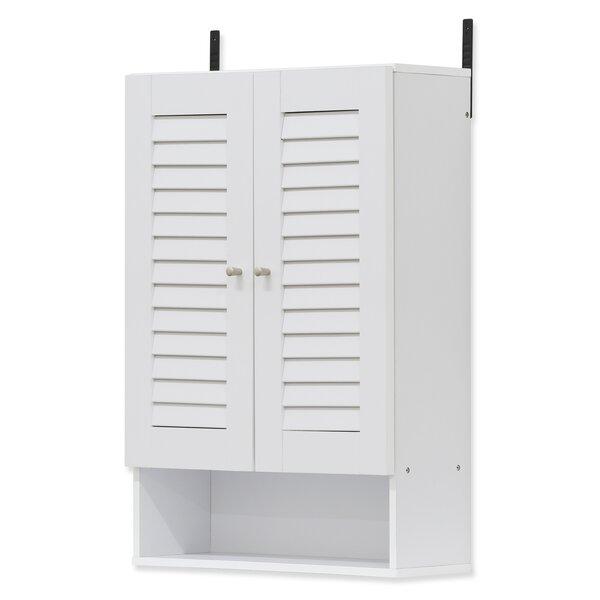 Corvus 19.7 W x 29.5H Cabinet by Ebern Designs