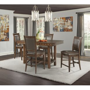 Owen 5 Piece Counter Height Dining Set ByDarby Home Co