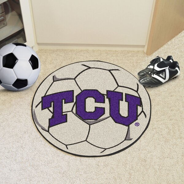 NCAA Texas Christian University Soccer Ball by FANMATS