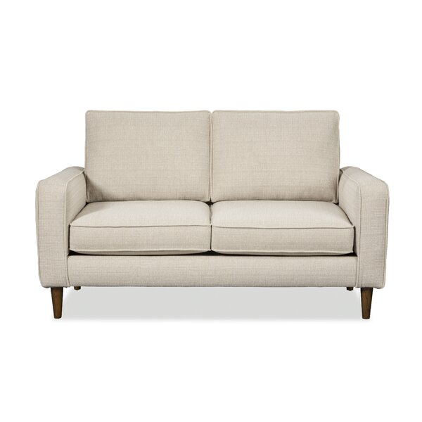 Brickhouse Loveseat by Corrigan Studio