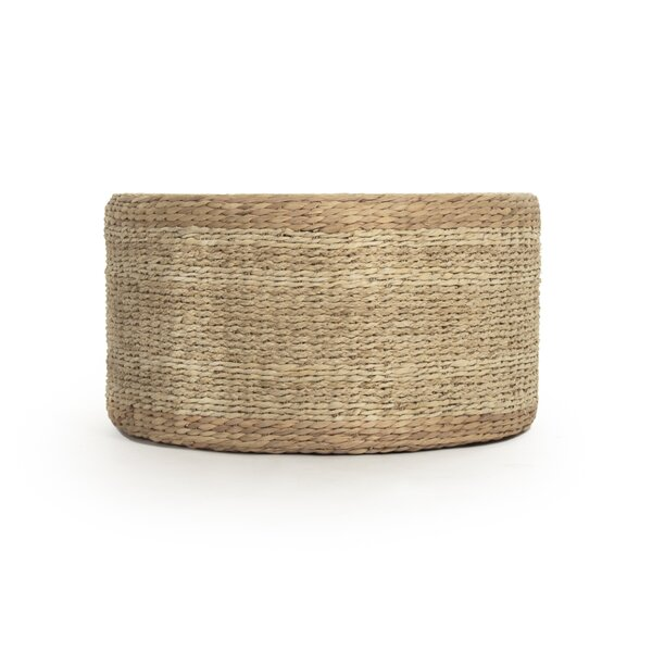 Ahlers Cocktail Ottoman by August Grove