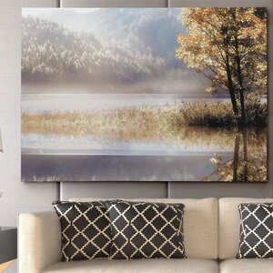 Whispers by Irene Weisz Photographic Print on Wrapped Canvas by Wexford Home