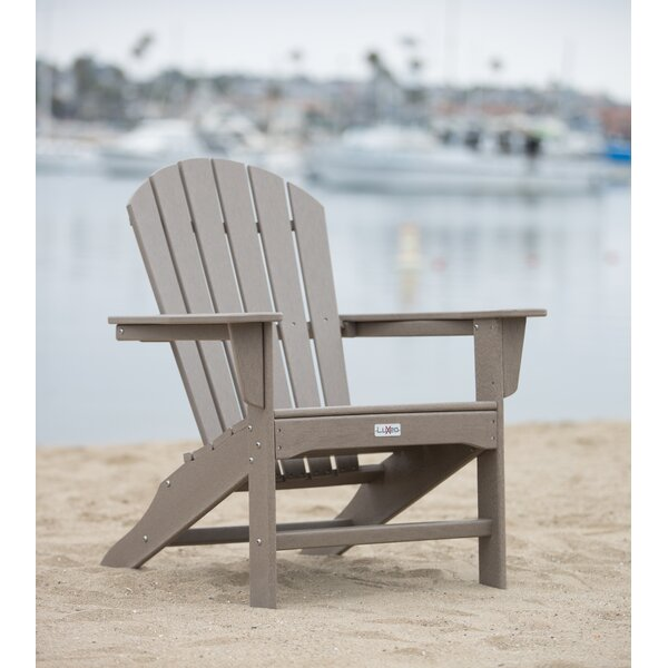 Corinne Plastic Adirondack Chair by Longshore Tides Longshore Tides