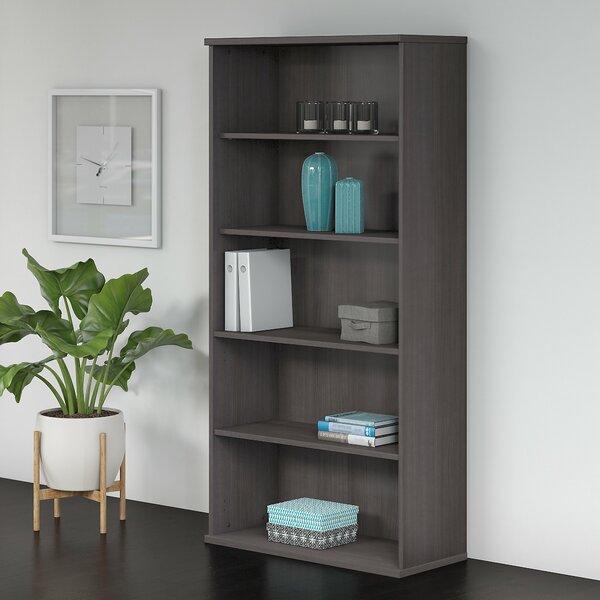Studio C 5 Shelf Standard Bookcase by Bush Business Furniture| @ $274.99