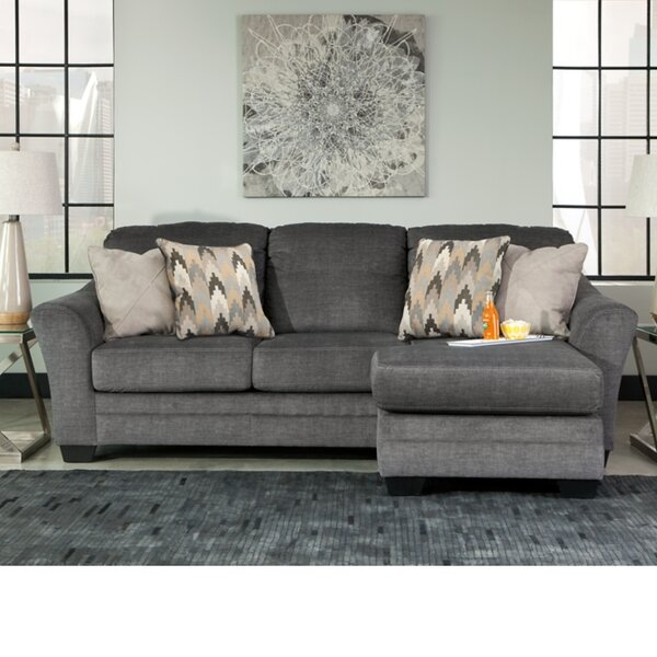 Colegrove Right Hand Facing Sectional By Ebern Designs