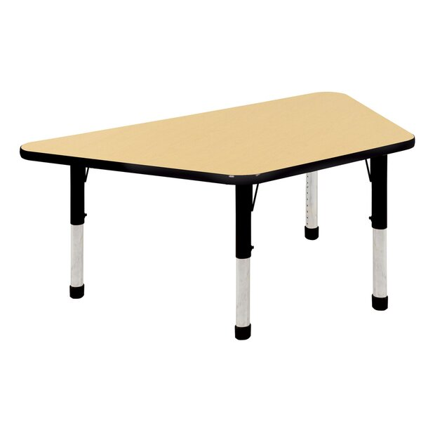 60 x 30 Trapezoidal Activity Table by ECR4kids