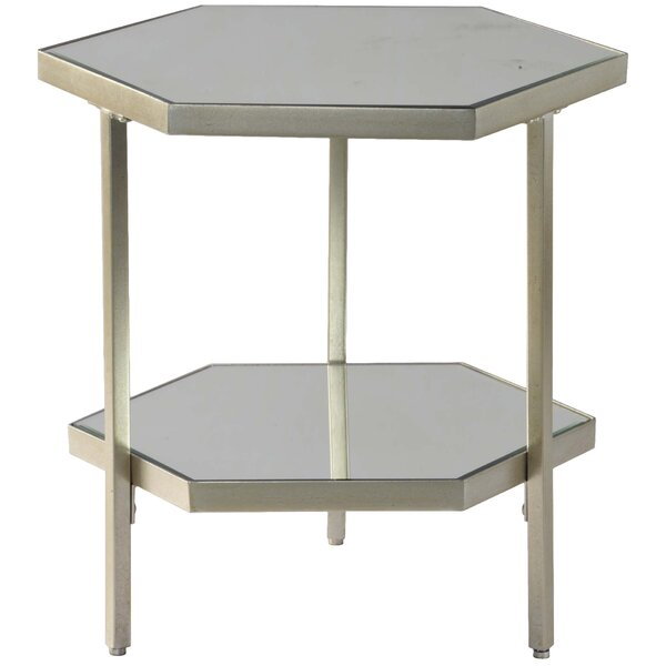 Mckinzie End Table by Latitude Run