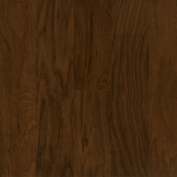 5 Engineered Walnut Hardwood Flooring in Earthy Shade by Armstrong Flooring