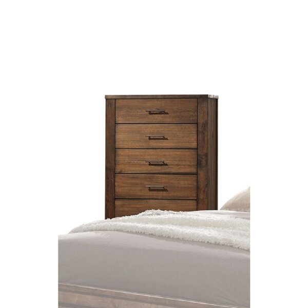 Millom 5 Drawer Chest by Loon Peak