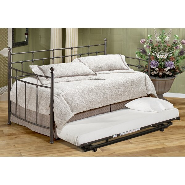 Review Cerie Twin Daybed With Trundle
